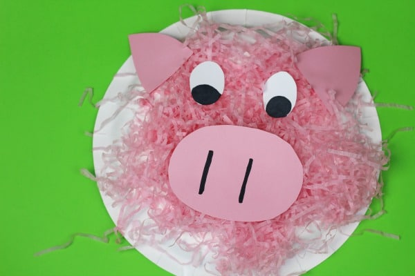 pig craft ideas for toddlers