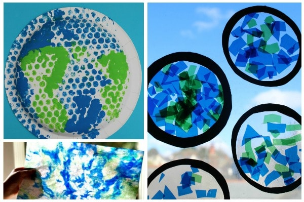 earth day craft ideas for toddlers