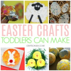 easter crafts for toddlers 300