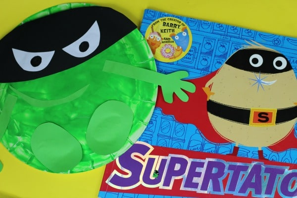 supertato activity evil pea craft