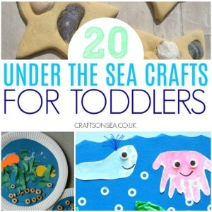 under the sea crafts toddlers 300