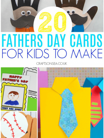 fathers day cards for kids to make shirt handprint