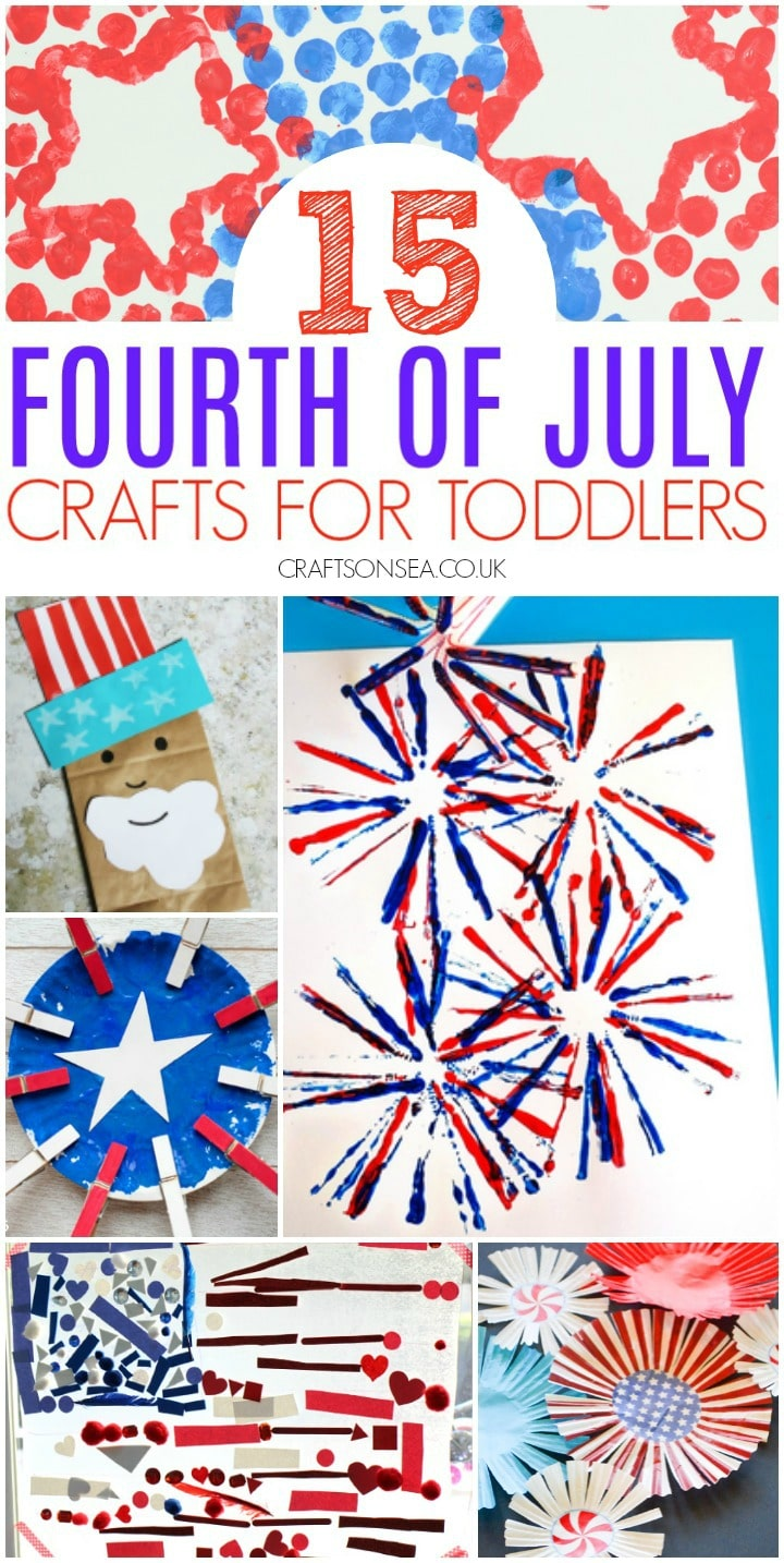 4th of july crafts for toddlers preschoolers firework crafts flag crafts