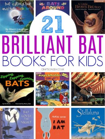 collage of bat books for kids read aloud preschool perfect for preschool and younger readers
