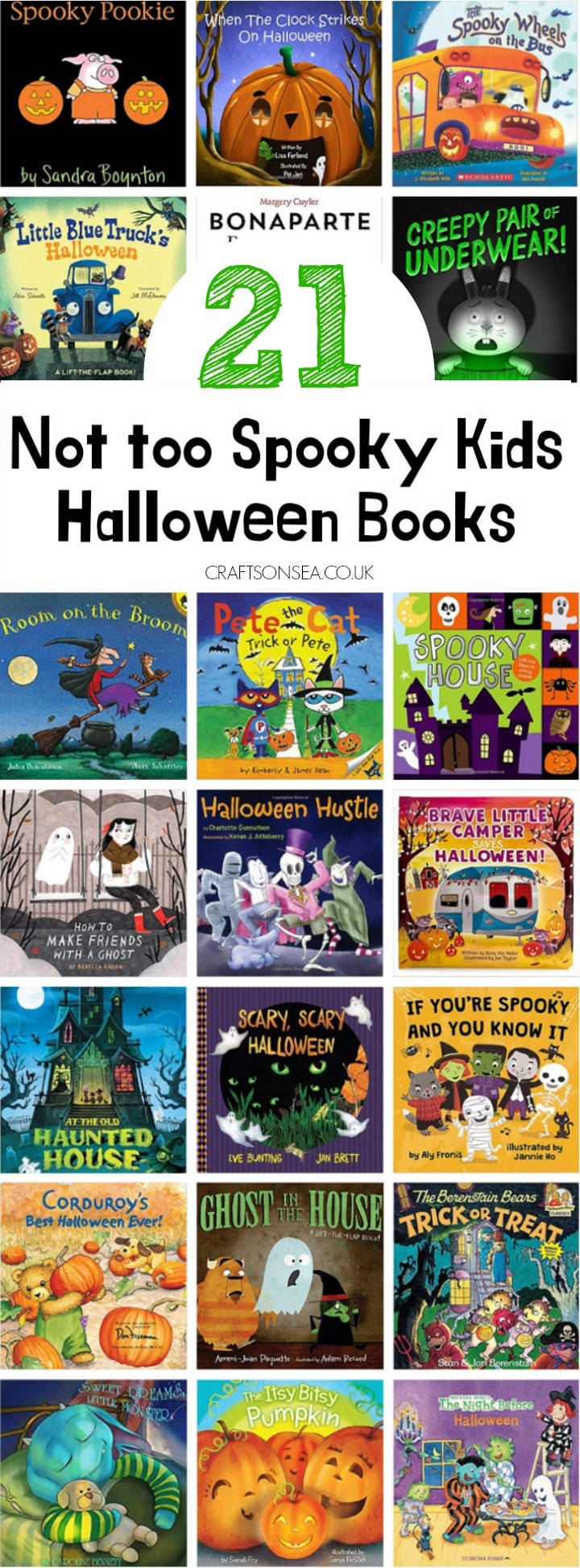 halloween books for kids best not scary