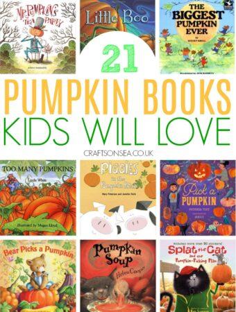 pumpkin books for kids read aloud