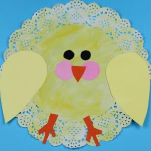 DOILY CHICK craft