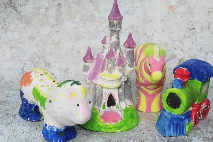 manor house hotel pottery kits