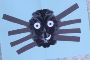 spider craft for preschoolers scissor skills
