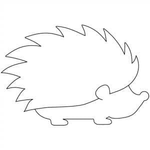 hedgehog template