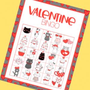 valentines bingo game 300