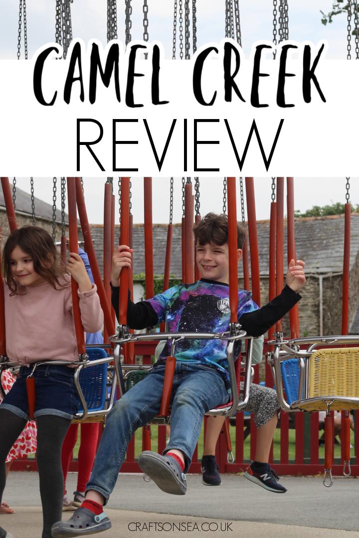 camel creek cornwall review
