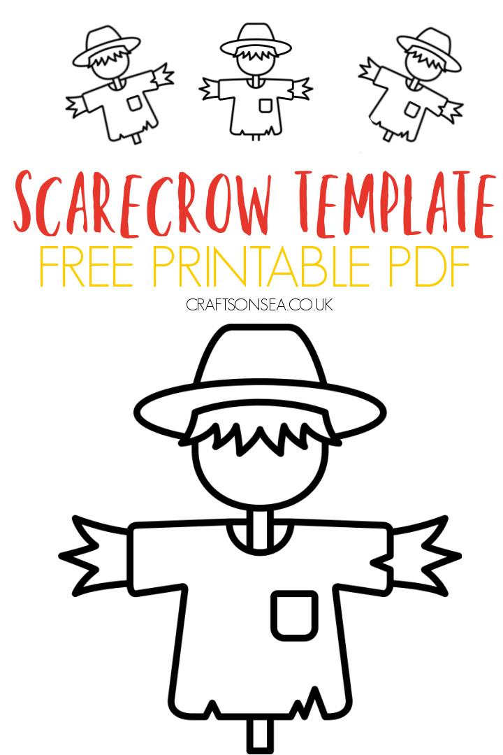 scarecrow template