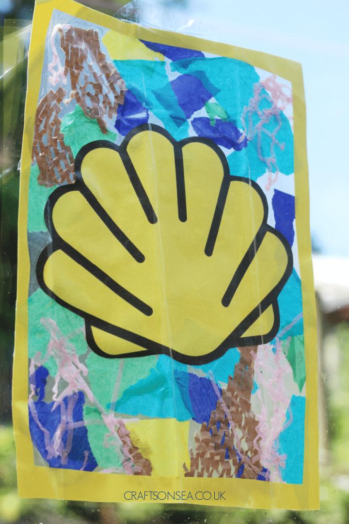 shell suncatcher